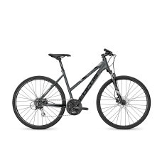 "Bicicleta Focus Crater Lake Elite 21G 28"" DT 2016"